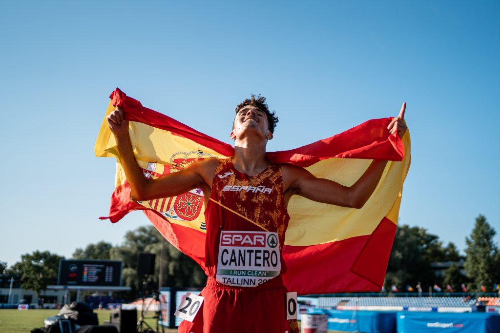 David Cantero atleta